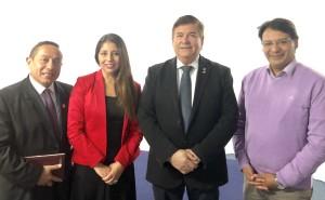 Asume Rectora(s) Carolina Ramos M.
