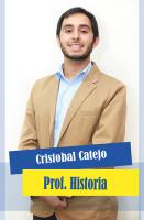 23 Cristobal Catejo