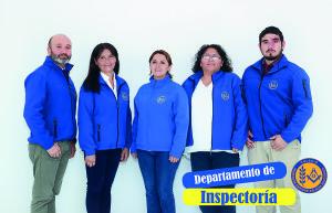 7 departamento de inspectoría