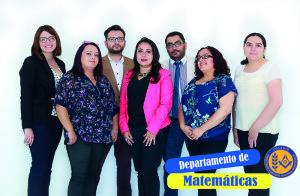 9 departamento de matemáticas