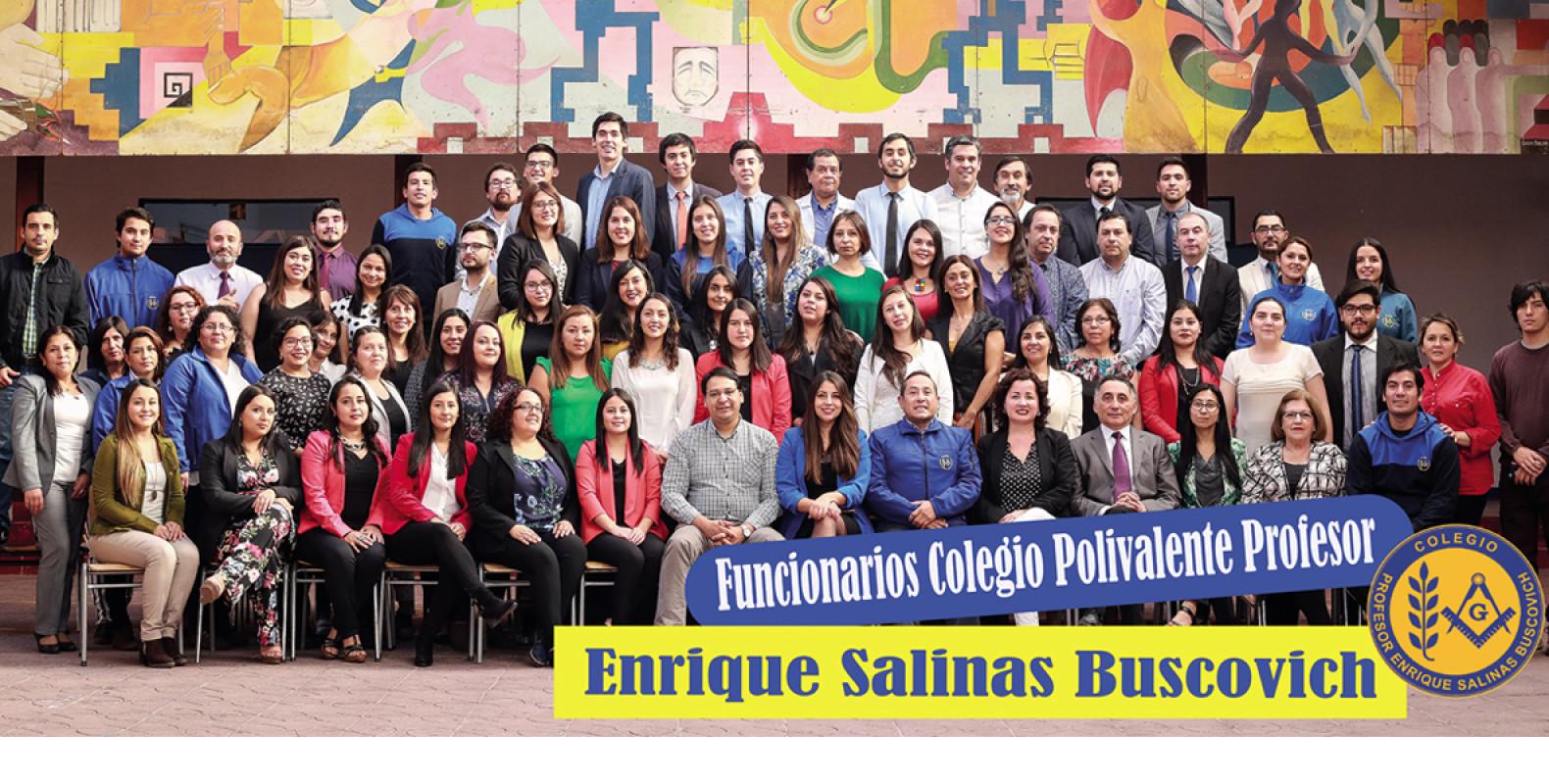 Colegio Enrique Salinas Buscovich