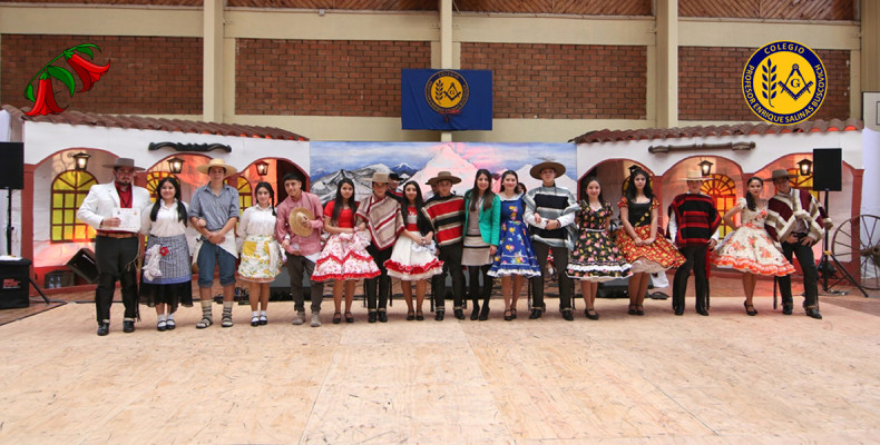 Muestra de Cueca Escolar 2019