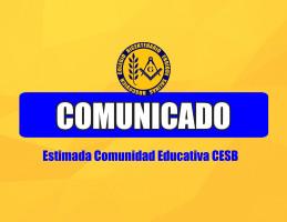 COMUNICADO CESB