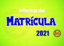 Matrícula 2021